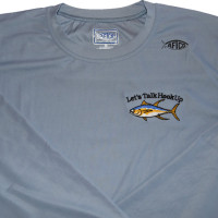 Aftco Performance Shirt - Tuna