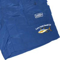 Aftco Fishing Short with Tuna Logo