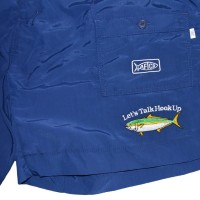 Aftco Fishing Short with Yellowtail Logo