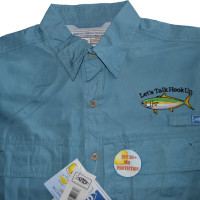 Aftco Tech - Long Sleeve - Yellowtail