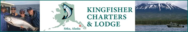 Kingfisher Charters & Lodge